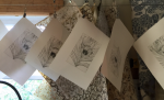 Susan Rossiter, Come Up and See My Etchings