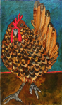 Susan Rossiter, Chicken Painting for the Soul