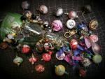 Erin Keck, Pop Top Bead Neckace or Bracelet