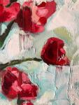 Donna Downey, Bold Expressive Florals
