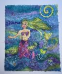 Carol Spohn, Mermaid Batik