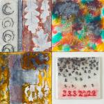 Lisa Jones Moore, Dynamic Surfaces in Mixed Media & Pigmented Wax (2-Day Class)