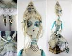 Lulu Moonwood Murakami, Story Book Dolls