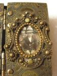 Jen Crossley, Secret Locket Metal Etched Box & Book