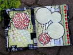 Ingrid Dijkers, Vintage File Folder Journals