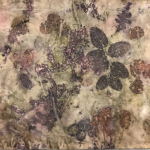Clarissa Callesen, Eco & Rust Fabric Dyeing