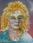 Susan Schenk, Collage a Portrait: Painting with Paper