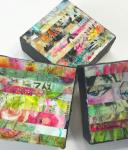 Roben-Marie Smith, Snippets Wax Canvas Trio