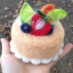 LeBrie Rich, Needle Felted Cakes For your Sweetie