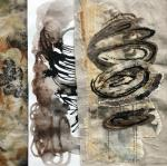 Clarissa Callesen, Alternative Abstraction: Eco dyeing and Embroidery