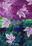 Laurie Longberry, Nature Inspired Stitch and Paint