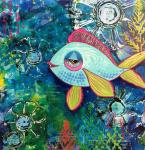 Kitty Miller, One Fish, Two Fish and an Ode to Whimsey