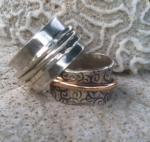 Nancy Sacco, Spinner Ring
