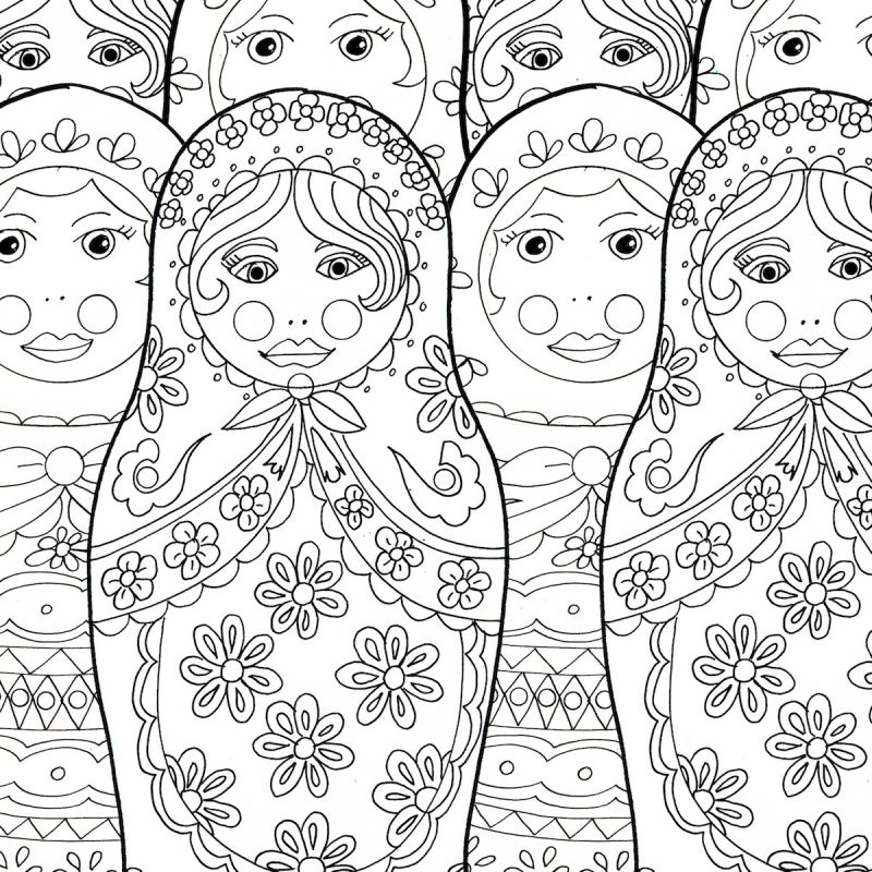 printable baby doll coloring pages cooloring dolls colouring pages ziho coloring - Baby Doll Coloring Pages Printable